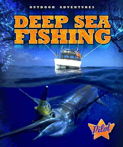 Deep Sea Fishing By Frazel, Ellen